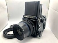 【Near MINT】 Mamiya RZ67 Pro II + Sekor Z 90mm f3.5 W + 120 Film Back from JAPAN