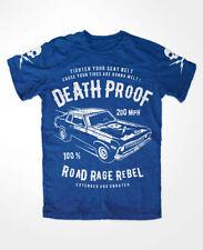 Markenlose Death Herren-T-Shirts mit Rundhals-Ausschnitt und