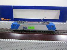Roco H0 63809 E-Lok Elektro-Lok der bls BR 185 525-3 Digital DCC Adr. 3 in OVP