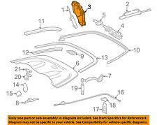 MERCEDES OEM CLK320 Convertible/soft Top-Hydraulic Cylndr Fastener 2087500984