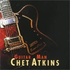 Chet Atkins Guitar Man CD NEW SEALED 2000 Country Heartbreak Hotel/Mystery Train