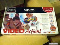 Hercules Video Action! PCI Video-Eingang DV+Analog, Videoverarbeitung, NEU