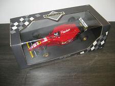 Minichamps 1/18 F1 Ferrari 412T2 1995 #28 Gerhard Berger (Marlboro livery)