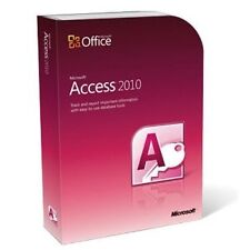 Microsoft Access 2010 (MS Office) Full Version - FREE SHIPPING