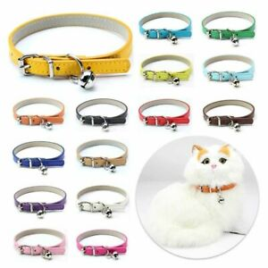 With Bell Small Dog Accessories Cat Collar Kitten Necklace Puppy Neck Strap