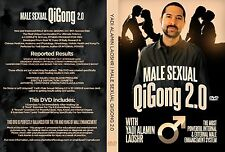New!  MALE SEXUAL QIGONG 2.0 DVD Strongest System Available (Physical DVD)