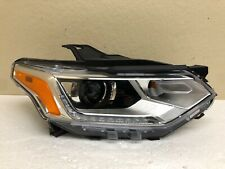 2018 2019 chevrolet traverse xenon HID right headlight OEM COMPLETE Nice