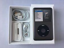 NEW Apple iPod classic 6th Generation MP3 Player 80GB Black (Latest Model)