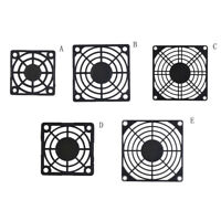 Dustproof 80mm Case Fan Dust Filter Guard Grill Protector Cover PC Computer  Nw