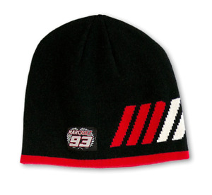 Marc Marquez 93 Beanie Hat Universal Size Official VR46 Product BC39453 - T