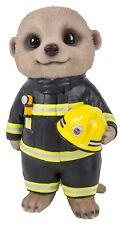 Vivid Arts - PET PALS BABY MEERKAT - Fireman Fire