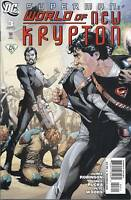 Superman Comic 3 World Of New Krypton Cover A Gary Frank First Print 2009 DC
