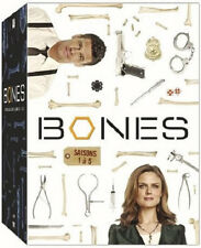2490 // BONES  INTEGRALE DES SAISONS 1 A 5 COFFRET DVD NEUF SOUS BLISTER