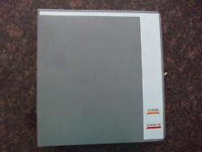 Case 75xt Uni Loader Skid Steer Parts Manual In Binder Factory Oem