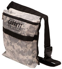 Garrett Metal Detecting Finds Pouch Bag Camouflage Ace