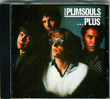 The Plimsouls . . . Plus - Rare OOP 1992 Rhino CD - Zero Hour EP - MINT & Sealed