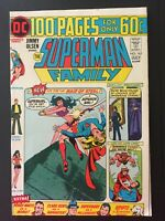 THE SUPERMAN FAMILY #165  DC 1974  SUPERGIRL, PERRY WHITE, SUPERBABY, KRYPTO
