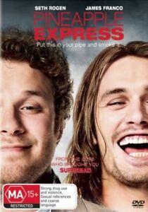 Pineapple Express (DVD, 2008, 2-Disc Set)     124
