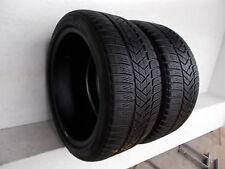 2x Winterreifen Pirelli Sottozero 3 245/40 R18 97V M+S DOT4414 mit 5mm Reifen