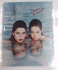 Wild Things Denise Richards & Neve Campbell Autograph