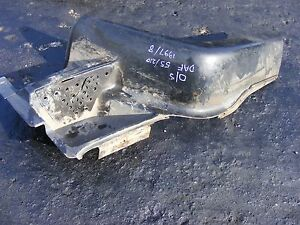 DAF 55 / 210 O/S DRIVERS CAB STEP WITH ARCH (1997/8)