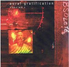 Various – Aural Gratification (Volume 1) + David Torn (new