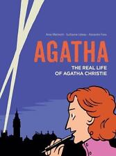 Agatha : The Real Life of Agatha Christie by Guillaume Lebeau (New, PB)