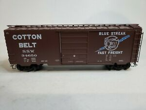 HO SCALE KADEE. SSW 40' PS-1 BOXCAR RD #34650. ITEM #5210