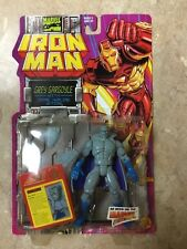 1994 Toy Biz Iron Man Action Figure - Grey Gargoyle