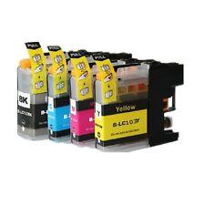 4 NON-OEM INK BROTHER LC-103 XL LC101 MFC-J4610DW MFC-J470DW MFC-J4710DW J475DW