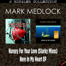 @YS294SS - MARK MEDLOCK -Hungry For Your Love/Here In My Heart EP/ DIETER BOHLEN