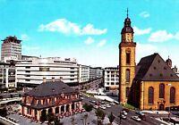 Frankfurt am Main , Hauptwache , Ansichtskarte, ungelaufen