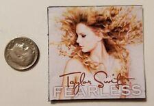 Miniature record Ag Barbie Gi Joe 1/6 Playscale Taylor Swift Doll Fearless