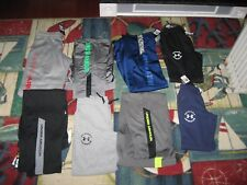UNDER ARMOUR Boy's Cold Gear,ALLSEASONGEAR,HEATGEAR, or Storm Warm-Up Pants,