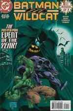 Batman Wildcat #1-3 Comic Set 1997 - DC Comics - Robin Catwoman Gotham
