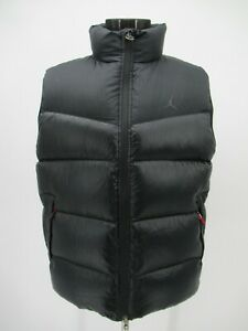 P5324 VTG Men's Air Jordan Insulated Puffer Vest Size L
