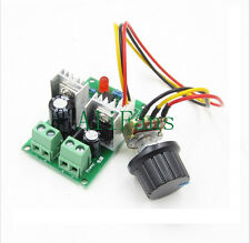 DC 12V-36V Pulse Width PWM DC Motor Speed Regulator Controller Control Switch 3A