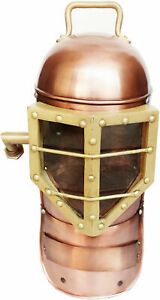 "Helmet Diving Hood 20"" Diving Helmet Navy Standard Deep Sea Divers Replica Gift"