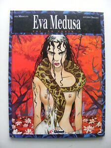 EVA MEDUSA HARDCOVER 1991 EDITION GLENAT, MIRALLES ,SEGURA