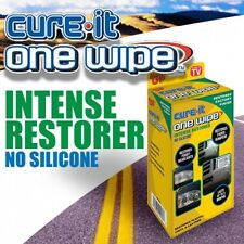 Motor Up Cure It One Wipe Intense Restorer, Restores Factory Finish
