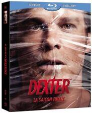 Dexter saison 8 COFFRET BLU-RAY NEUF SOUS BLISTER