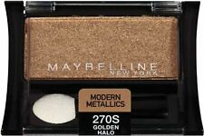 MAYBELLINE EXPERT WEAR EYESHADOW MODERN METALLICS #270S GOLDEN HALO