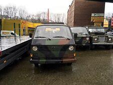 VW T2 T3 BW Doka 1.6D 1985 Oldtimer