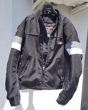 Giacca moto AlpineStars, protezioni spalle e gomiti