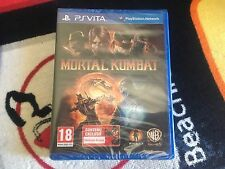 jeu ps vita mortal kombat (pal fr)