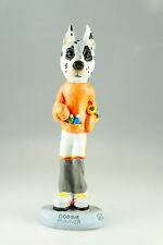Runner Great Dane Harlequin-See Interchangeable Breeds & Bodies @ Ebay Store
