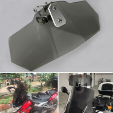 Airflow Adjustable Windshield Screen Variable Spoiler For BMW R1200GS 04-18 2017