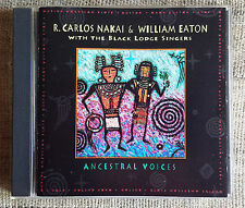 R. Carlos Nakai And William Eaton – Ancestral Voices - CD