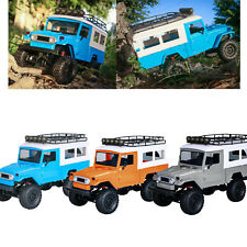 Hobbyist Grade 1:12 Scale Remote Control Truck, 4WD Electric Toy Off Road RC