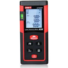 40M/131ft Handheld Digital Laser Distance Meter Range Measure Diastimeter Tool